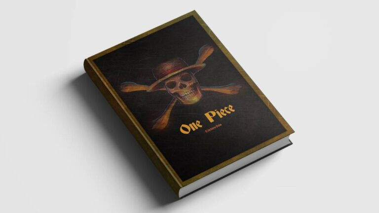 One Piece: The Book